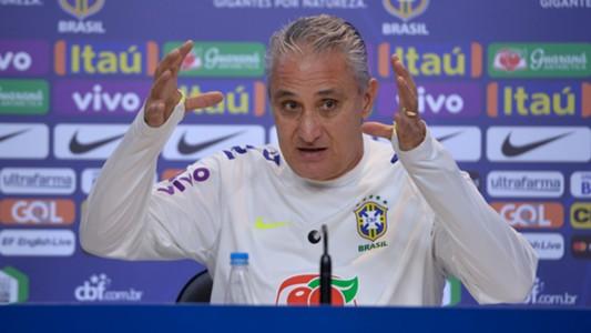 Tite Brasil Seleção coletiva 30 08 2017