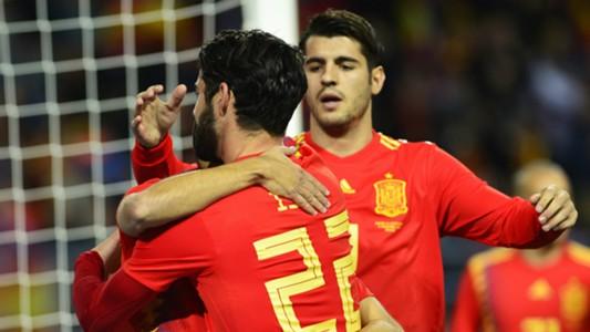 Image result for ฟีฟ่าขู่แบนสเปนพ้นบอลโลก 2018