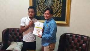Samsul Arif Munip - Barito Putera