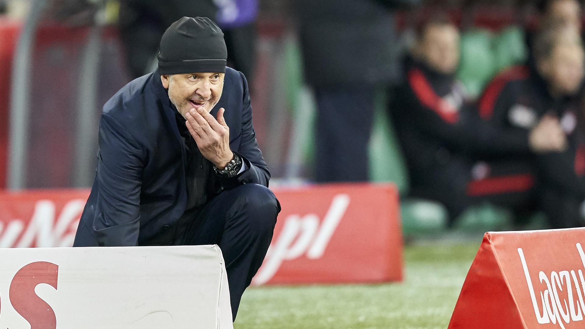 Osorio preocupado por la selección que llevará a Rusia