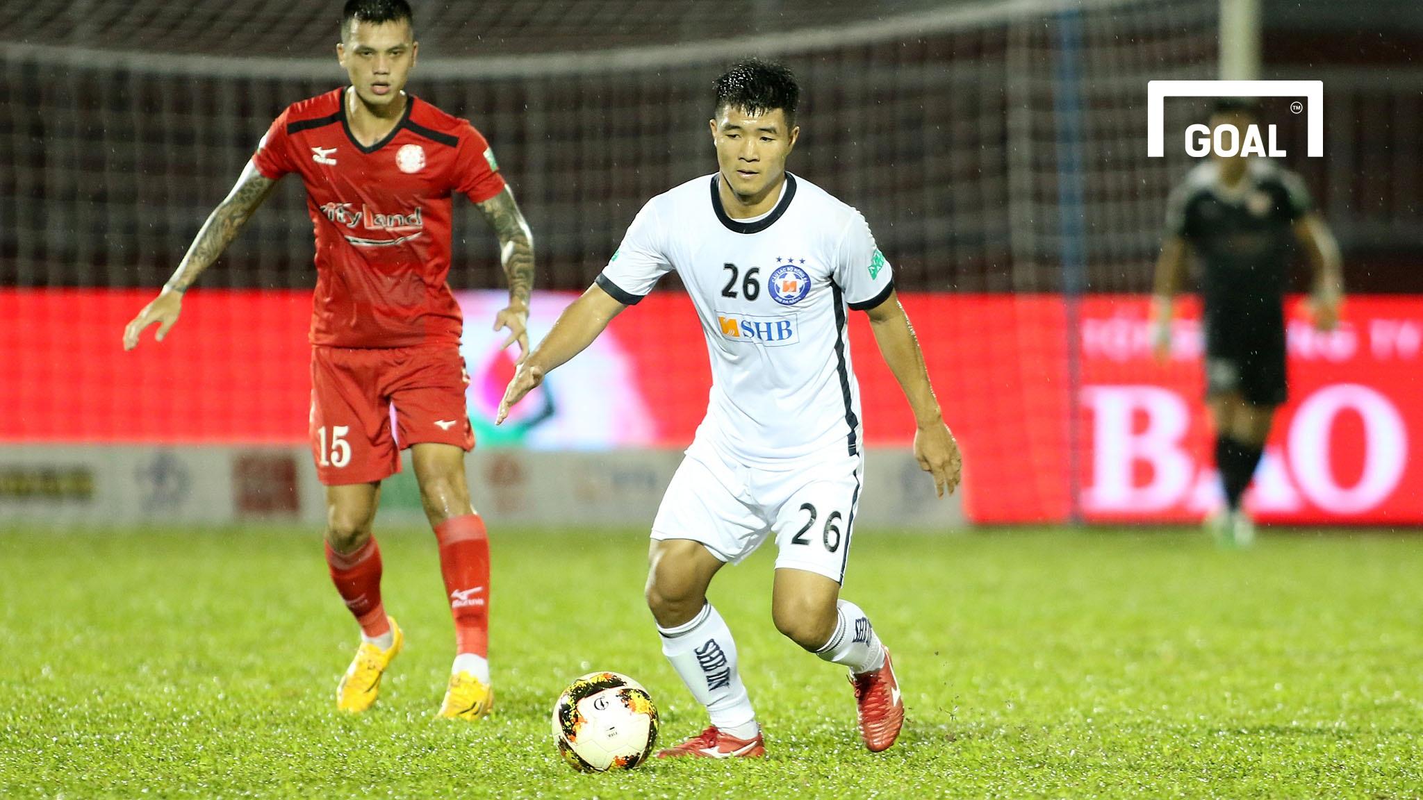 CLB TP.HCM SHB Đà Nẵng Vòng 19 V.League 2018