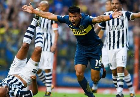 El supuesto fixture de los cinco grandes en la primera fecha de la Superliga