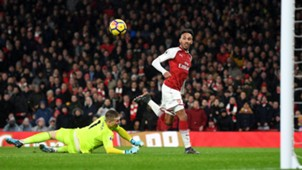 Pierre-Emerick Aubameyang Arsenal Everton