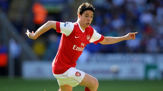 Samir Nasri Arsenal