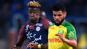 Nordi Mukiele Lima Montpellier Nantes Ligue 1 09092017