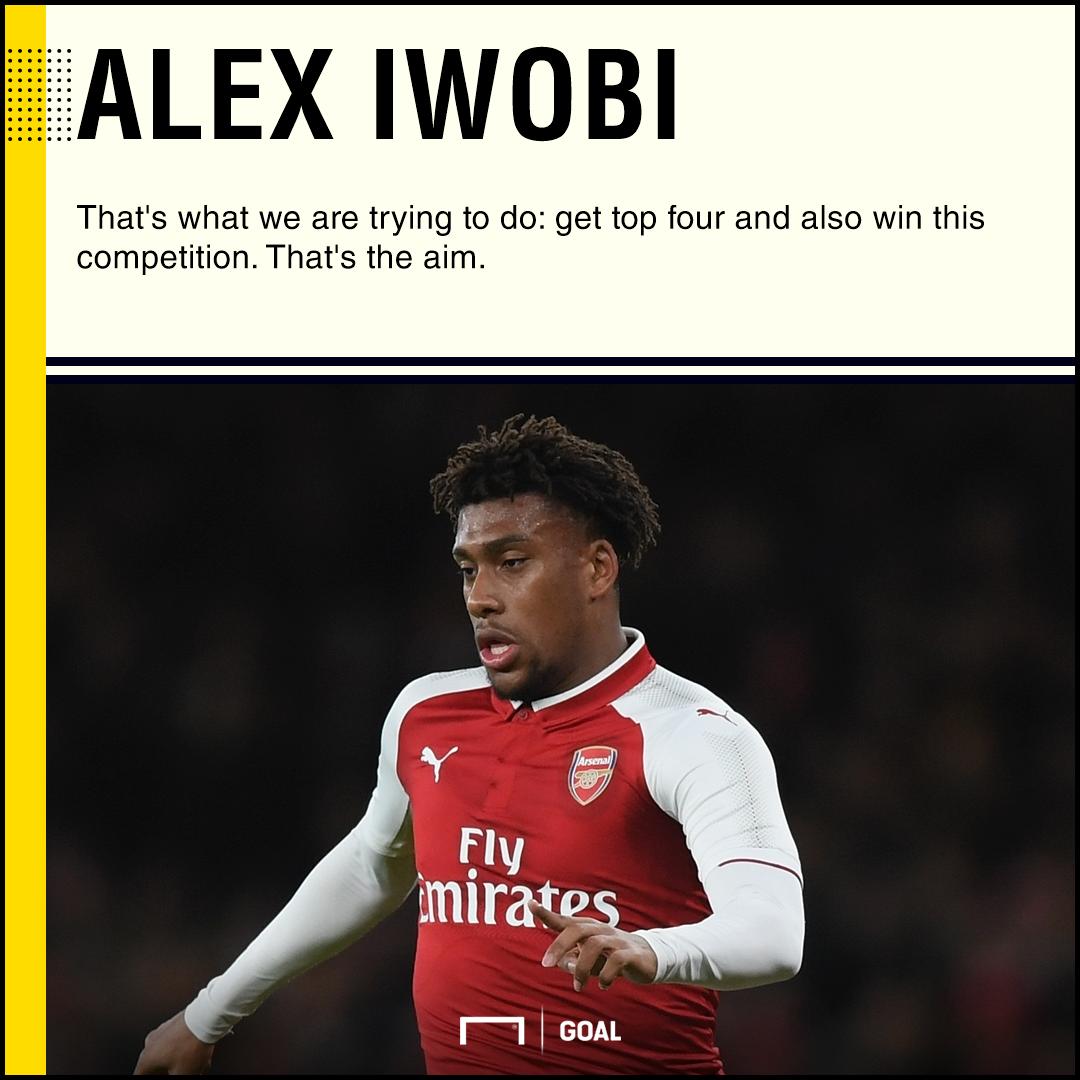 Alex Iwobi
