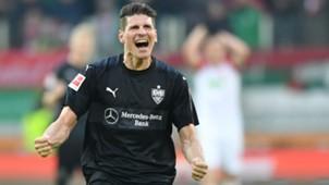 Mario Gomez VfB Stuttgart Bundesliga 18022018