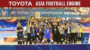 2017 AFC Futsal Club Championship   Chonburi 3-2 Sanaye