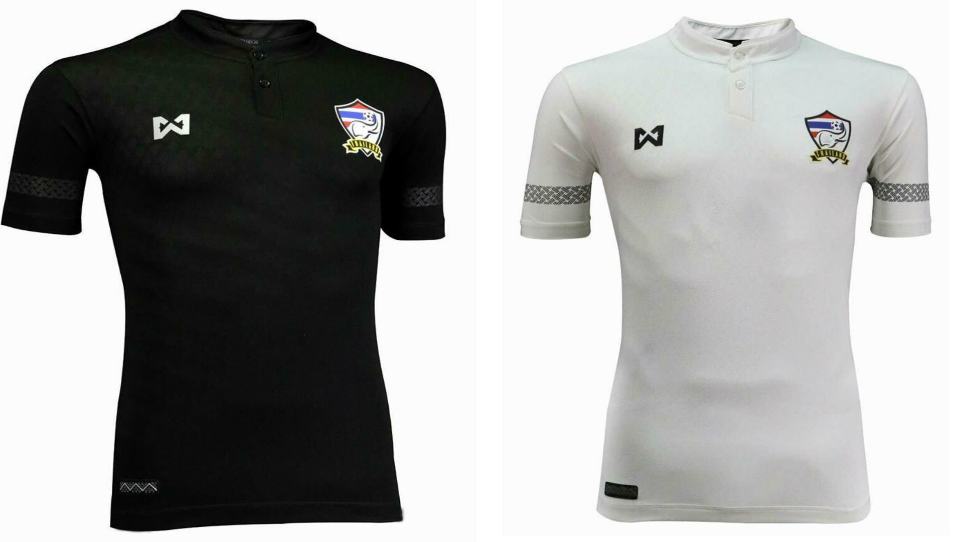 Thailand home and away