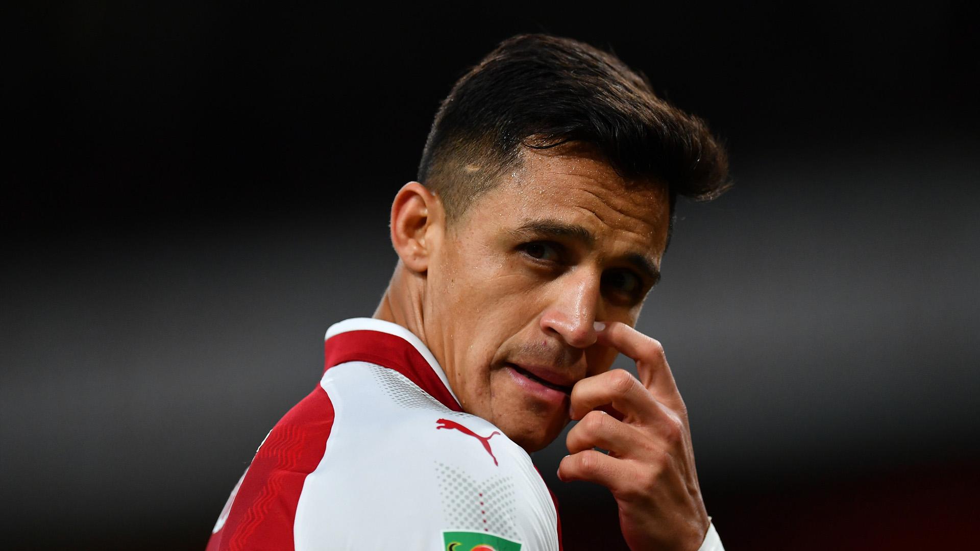 Alexis Sanchez Arsenal Doncaster 092017