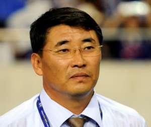 Yun Jong Su North Korea