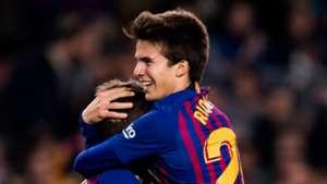 Riqui Puig Barcelona 2018-19