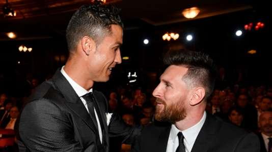 Cristiano Ronaldo Lionel Messi 23102017