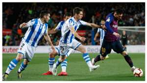 Messi Barcelona Real Sociedad LaLiga