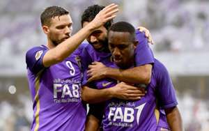 Mohammed Fayez Al Ain UAE Arabian Gulf League
