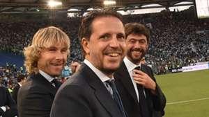 Fabio Paratici, Juventus, Serie A