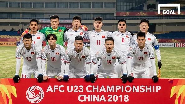 U23 Việt Nam - VCK U23 Châu Á
