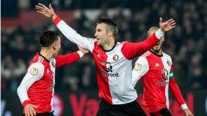 Robin van Persie, Feyenoord - Groningen, Eredivisie 02082018