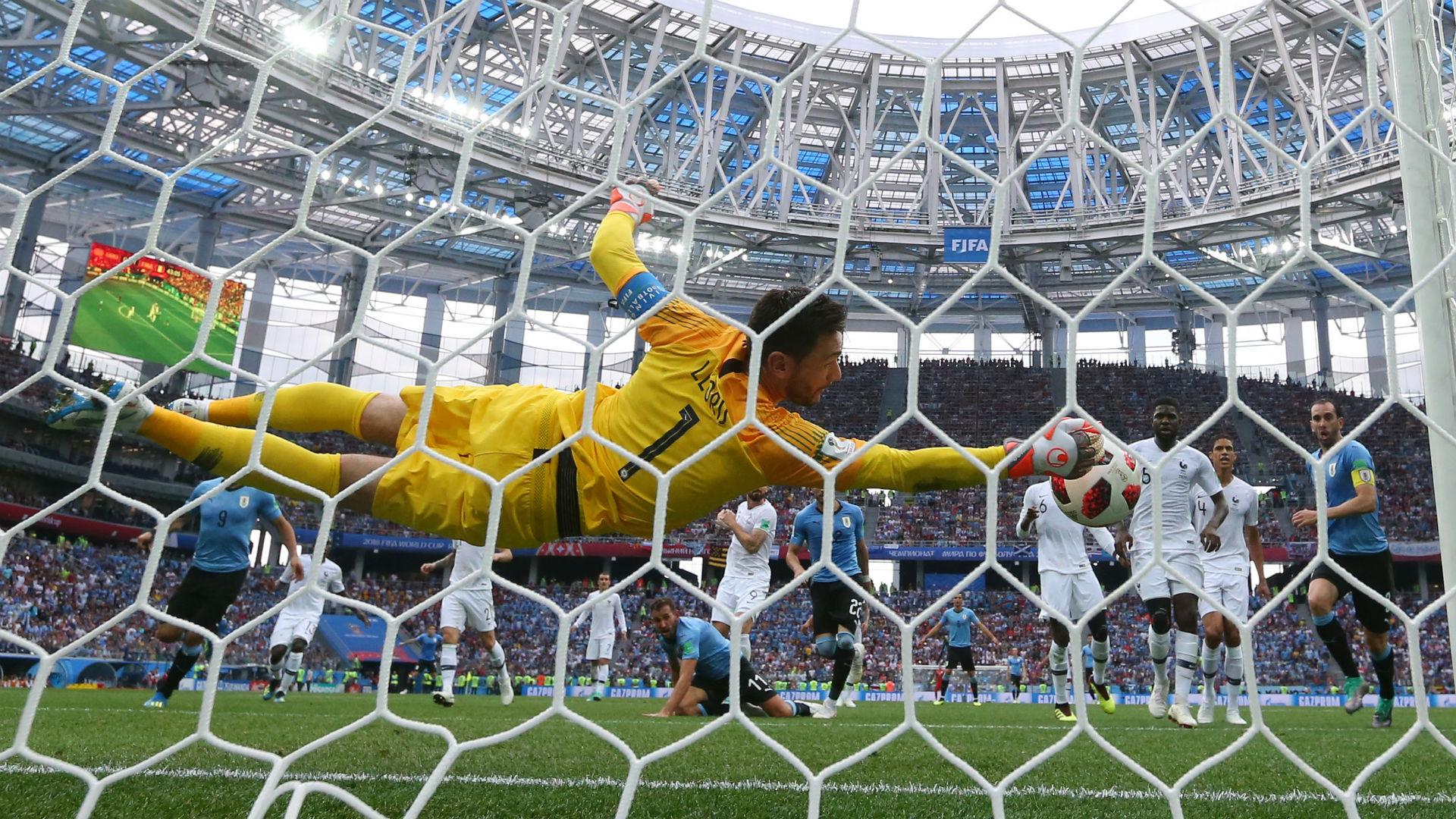 Hugo Lloris Uruguay France World Cup 06072018