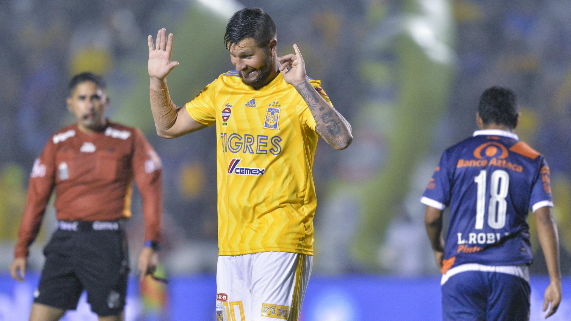 Andre Pierre Gignac Tigres Liga MX Apertura 2018