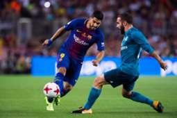 Luis Suarez, Barcelona, Dani Carvajal, Real Madrid