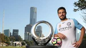 Bruno Fornaroli Melbourne City A-League 18042017
