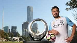 Bruno Fornaroli Melbourne City A-League 18042017