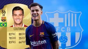 FIFA 18 Coutinho