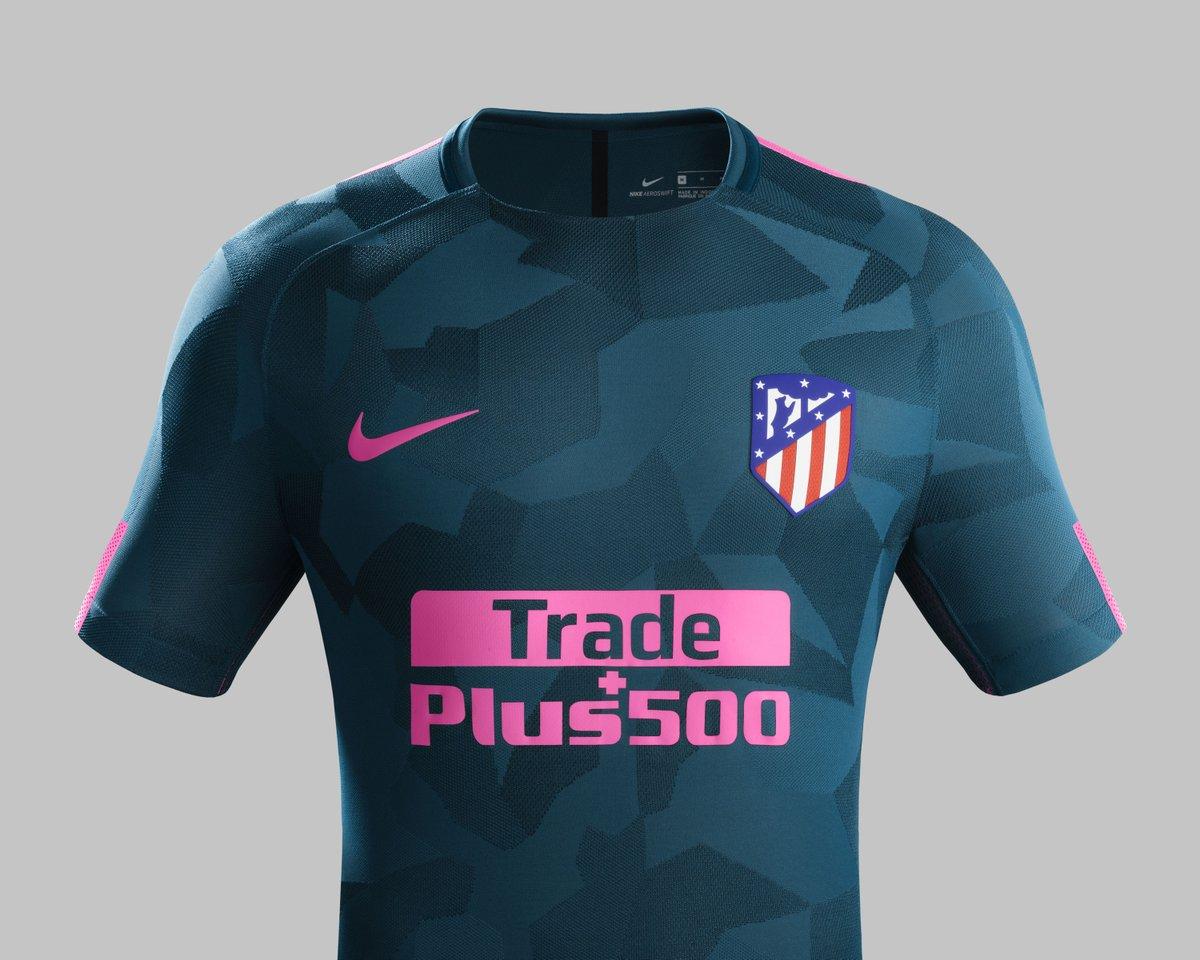 segunda equipacion Atlético de Madrid online