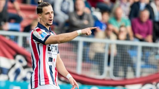 Fran Sol Willem II Eredivisie 10072018