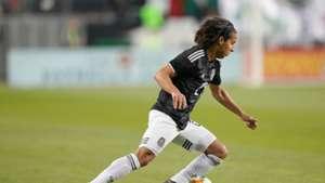 Diego Lainez Selección mexicana México
