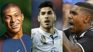 Mbappe, Asensio, Malcom & Pemain Muda Paling Berpengaruh Di Eropa Musim Ini
