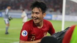 Witan Sulaeman - Timnas Indonesia U-19