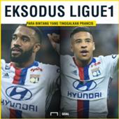Eksodus Ligue 1: Bintang Yang Tinggalkan Prancis Di Musim Panas 2017