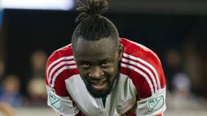 Kei Kamara MLS New England 08240216