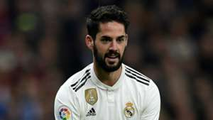 Isco Real Madrid 2018