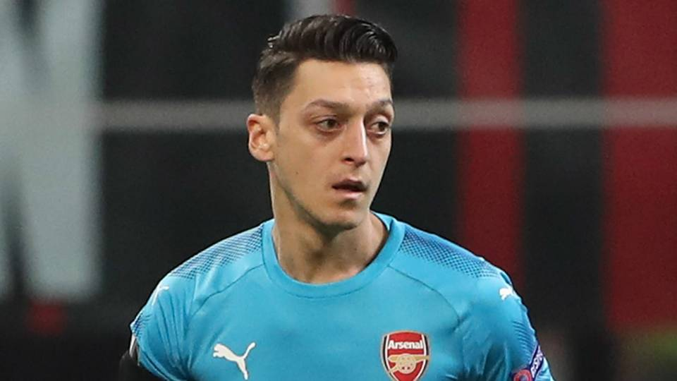 Ozil agent destroys 'jealous' Keown over 'silly' comments