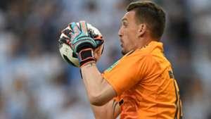 Franco Armani Argentina Nigeria World Cup Russi 2018 26062018