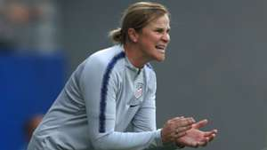 'I coach the best team in the world' - Outgoing USWNT boss Ellis doesn't see coaching men as a step up