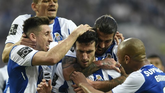 FC Porto Jubel 23042018