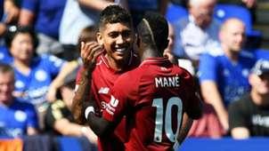 Leicester City Liverpool Premier League 2018-19