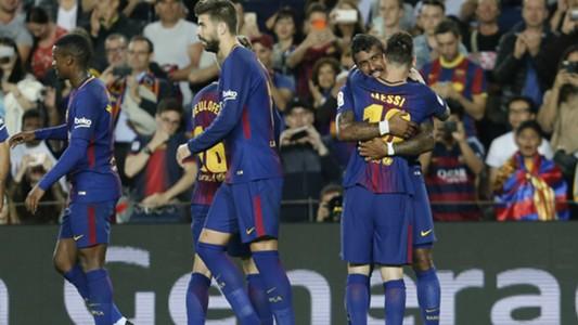 Paulinho Barcelona Eibar