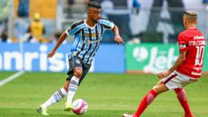 Léo Moura D'Alessandro Grêmio Internacional 18 03 2018