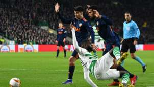 Celtic Valencia Europa League