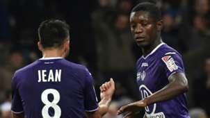 Max-Alain Gradel Corentin Jean Toulouse Bordeaux  Coupe de la Ligue 12122017