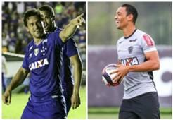 GFX Fred Cruzeiro Ricardo Oliveira Atlético-MG Campeonato Mineiro