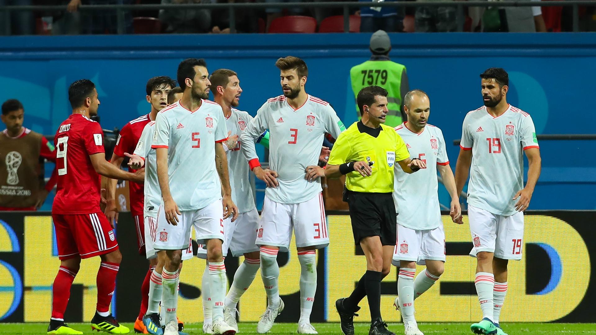 Frankreich Belgien Schiedsrichter
