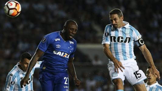 Manoel Lisandro Lopez Racing Cruzeiro Copa Libertadores 27022018