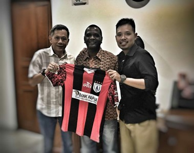 Wanderley da Silva & Rudy Maswi & Persipura Jayapura