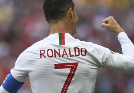 Ronaldo becomes second leading international scorer